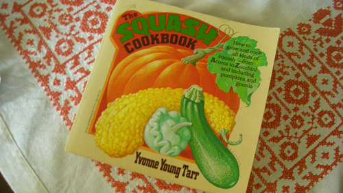 The Squash Cookbook