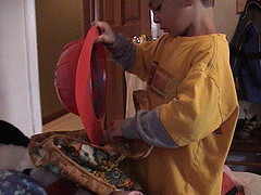 Ian the Firefighter