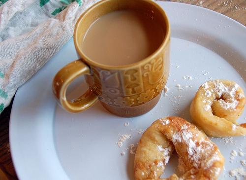 sourcream doughnuts