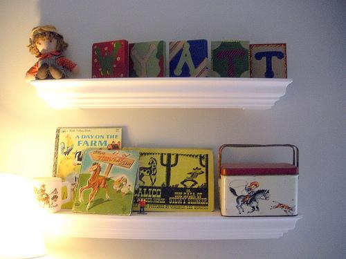 wyatt's shelves