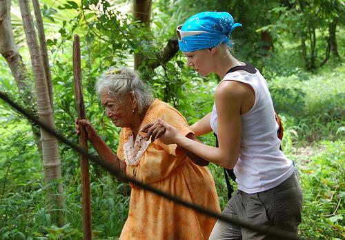 a walk through vera cruz, nicaragua
