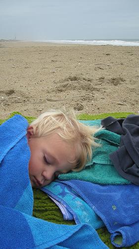 beach napper